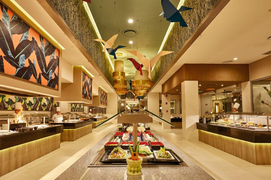 Riu Palace Baja California restaurant