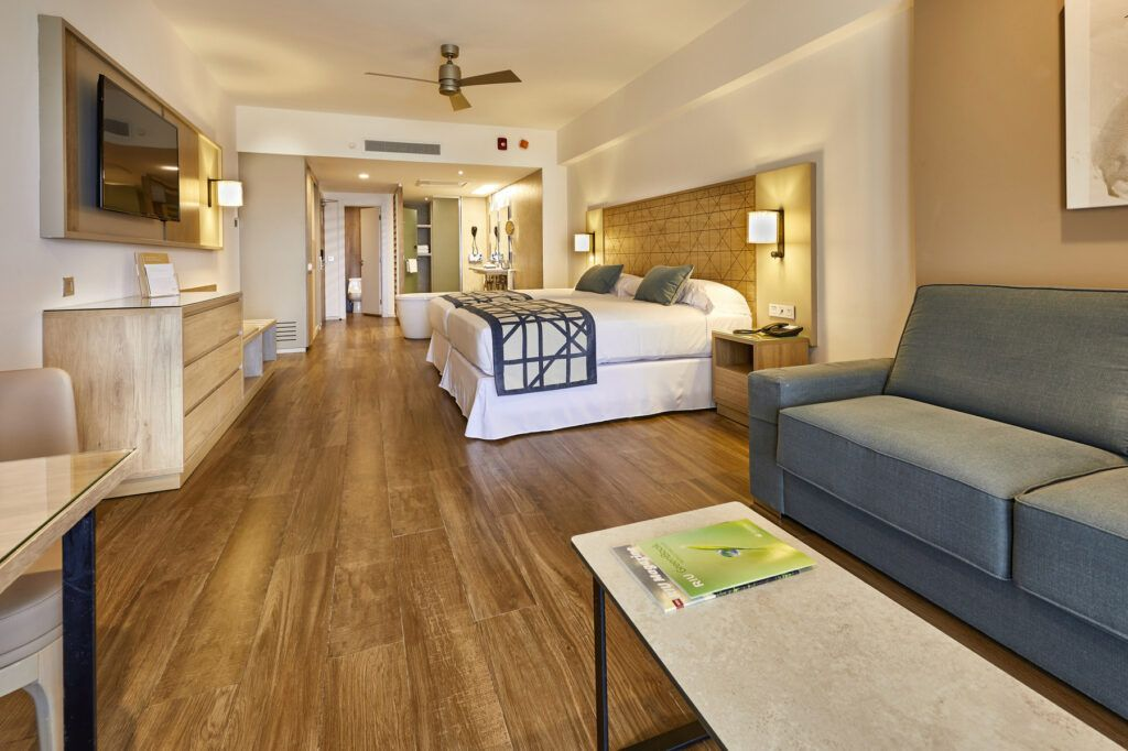 Riu Palace Baja California Junior suite