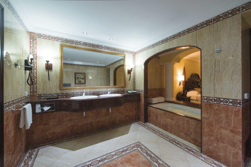 Riu Palace Cabo San Lucas Jacuzzi suite