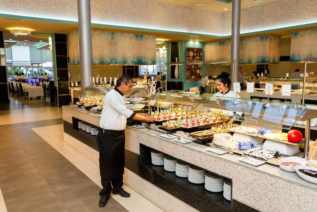 Riu Palace Cabo San Lucas  restaurant