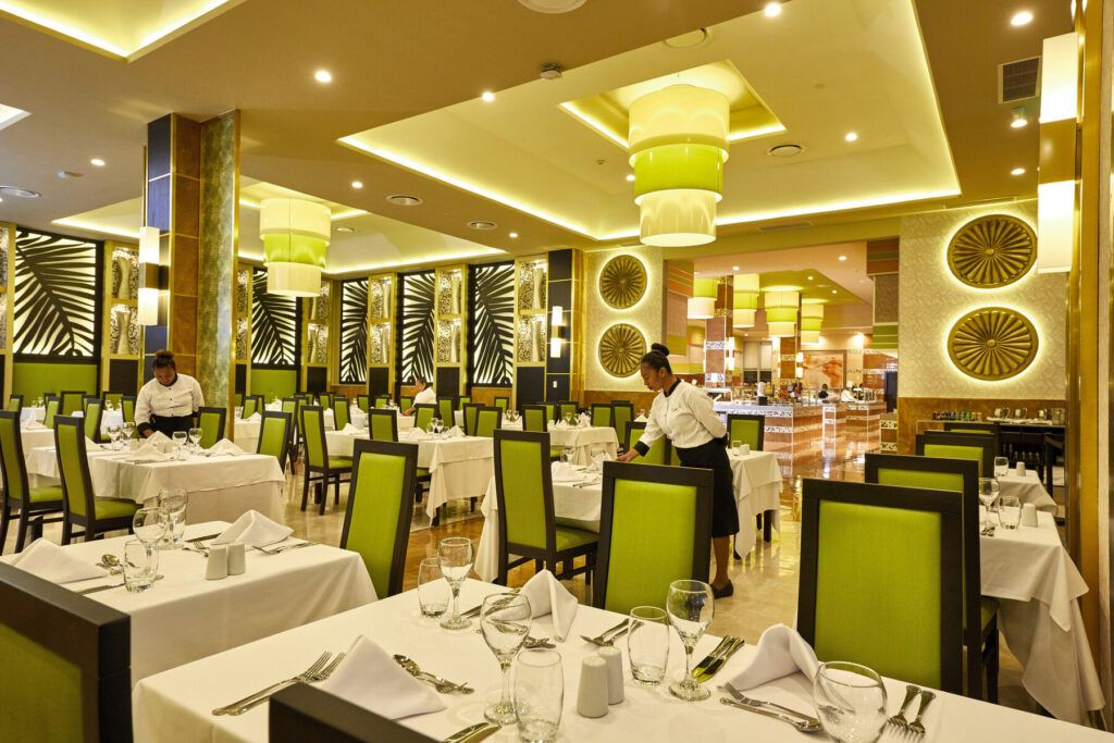 Riu Palace Costa Mujeres restaurant