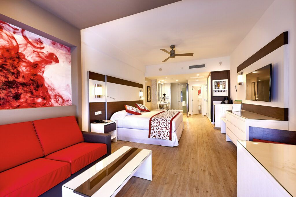 Riu Palace Costa Mujeres Junior suite ocean front