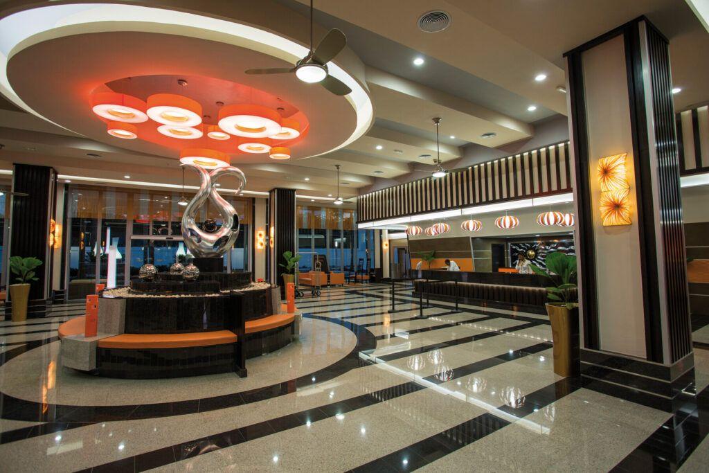 Riu Palace Jamaica Lobby