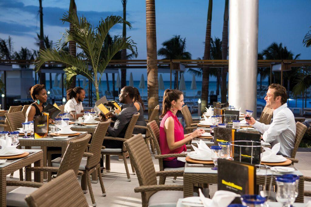 Riu Palace Poolside restaurant_Steakhouse