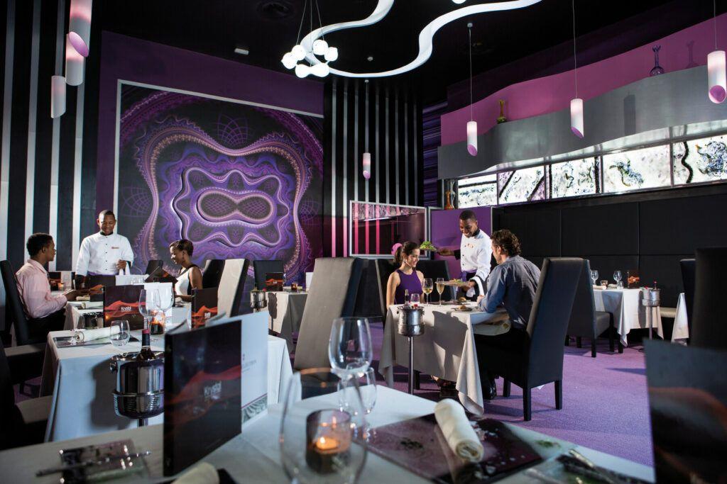 Riu Palace Jamaica Krystal restaurant