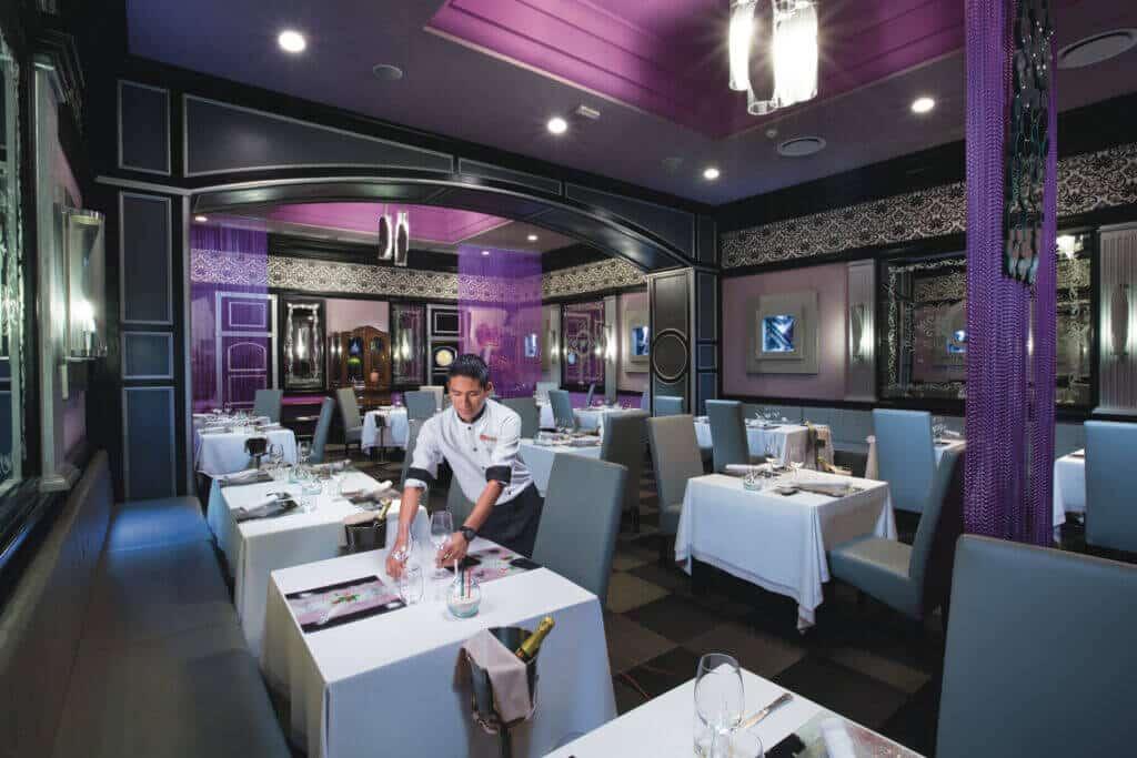 Riu Palace Las Americas  Fusion restaurant