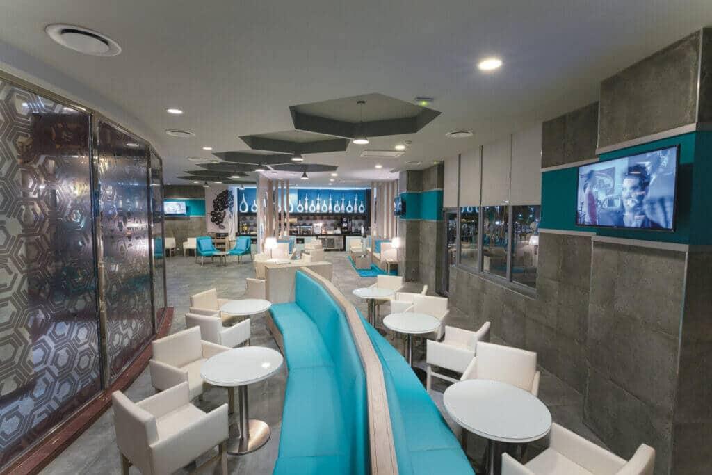 Riu Palace Las Americas  Lounge 24