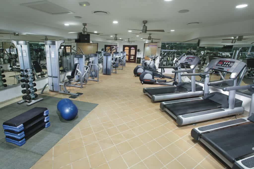 Riu Palace Las Americas  Gym