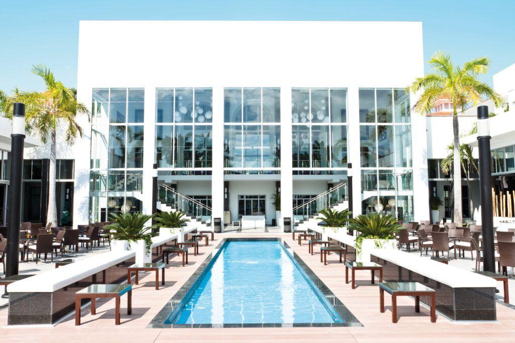 Riu Palace Mexico  Plaza