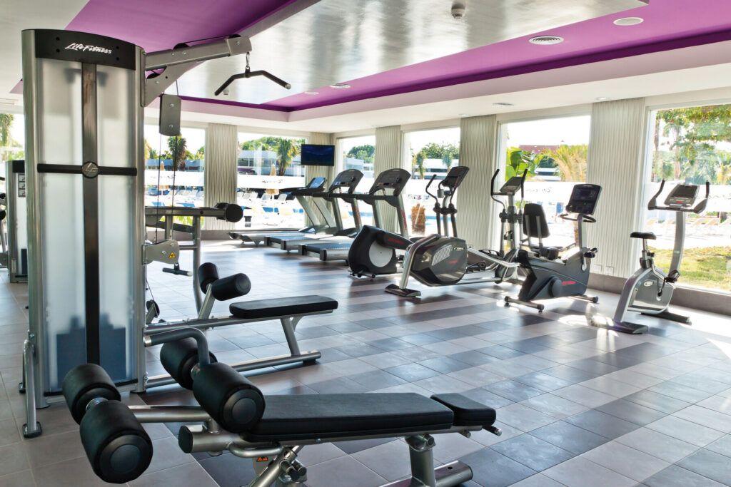 Riu Palace Mexico  Gym