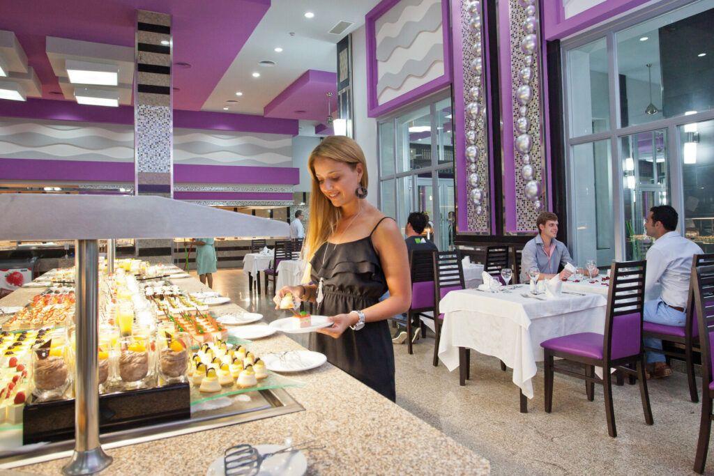 Riu Palace Mexico restaurant
