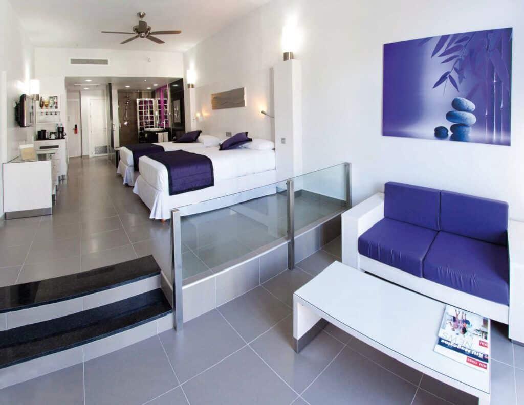 Riu Palace Mexico Junior suite