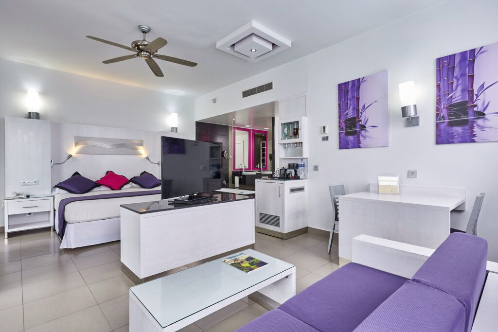 Riu Palace Mexico suite