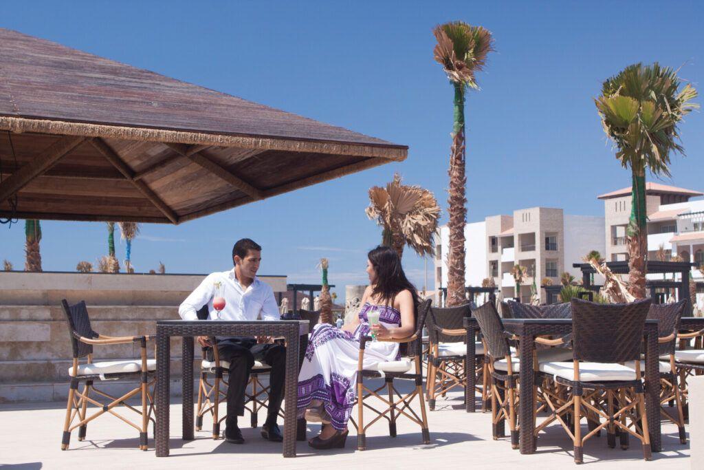 Riu Palace Tikida Agadir Poolside bar