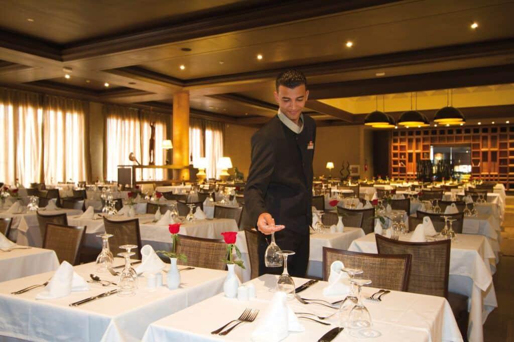 Riu Palace Tikida Agadir restaurant