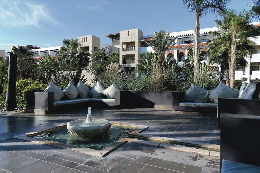 Riu Palace Tikida Agadir Chill Out