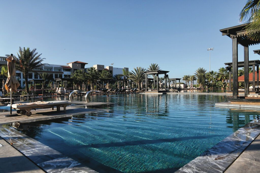 Riu Palace Tikida Agadir zwembad