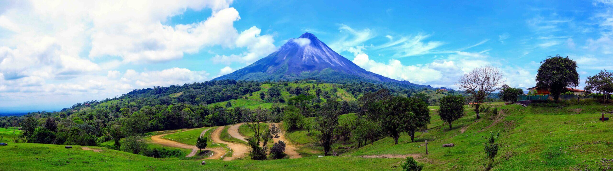 Costa Rica Arenal Vulkaan