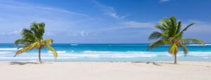 Punta Cana strand