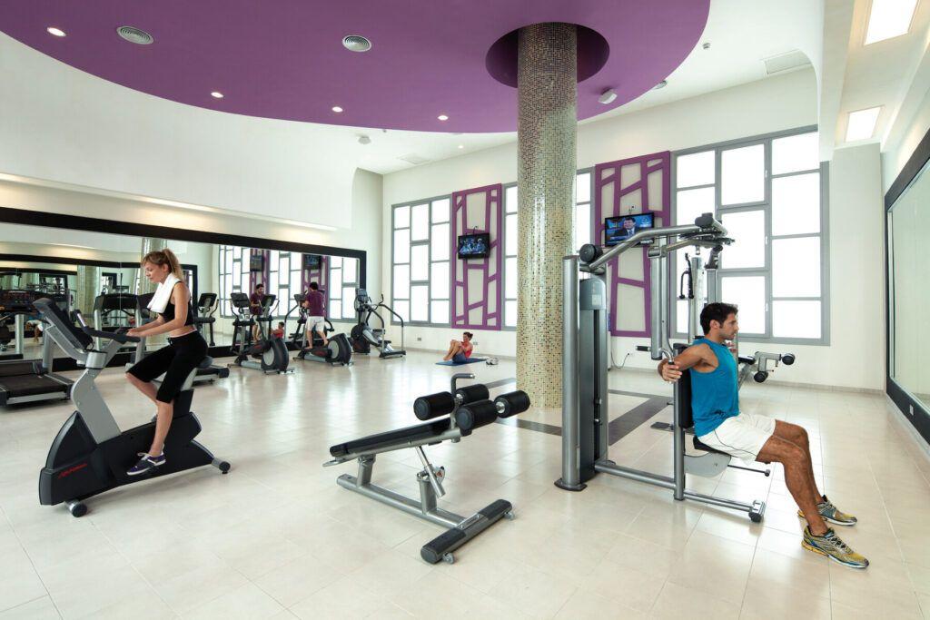 Riu Palace Bavaro  Gym