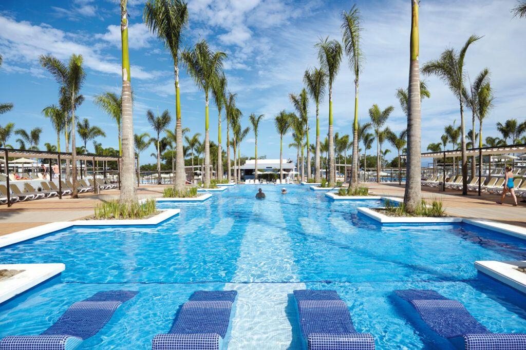 Riu Palace Costa Rica Pools