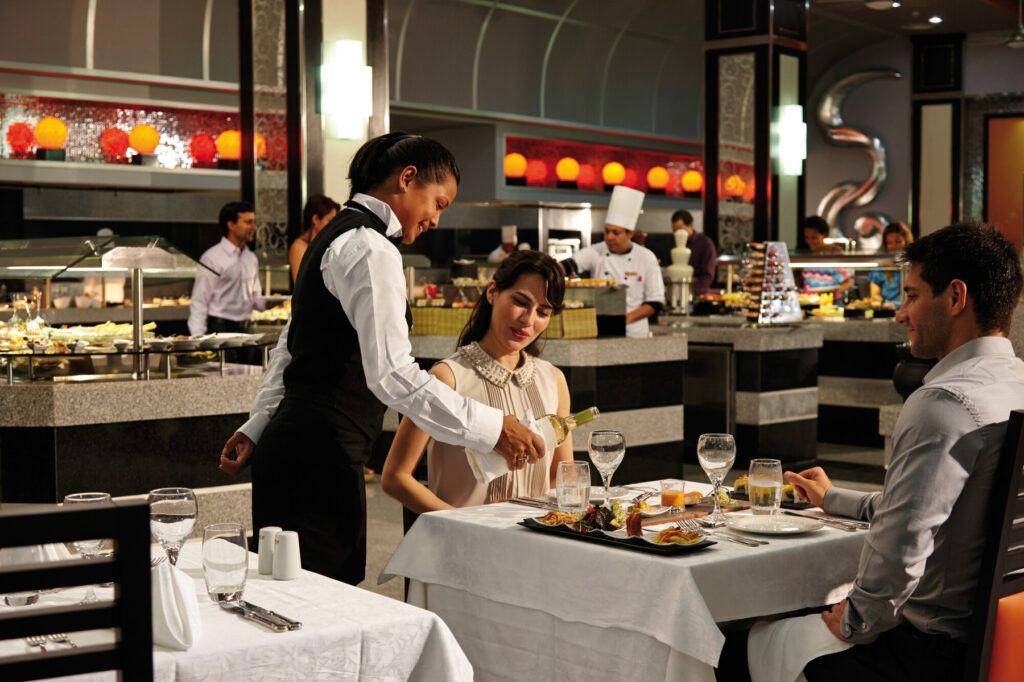 Riu Palace Costa Rica restaurant