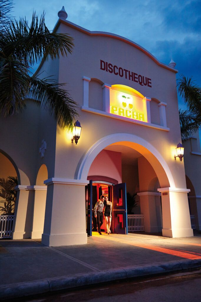 Riu Palace Costa Rica Discotheque