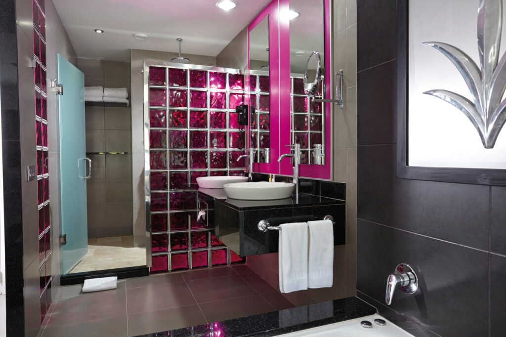 Riu Palace Costa Rica Bathroom Junior suite