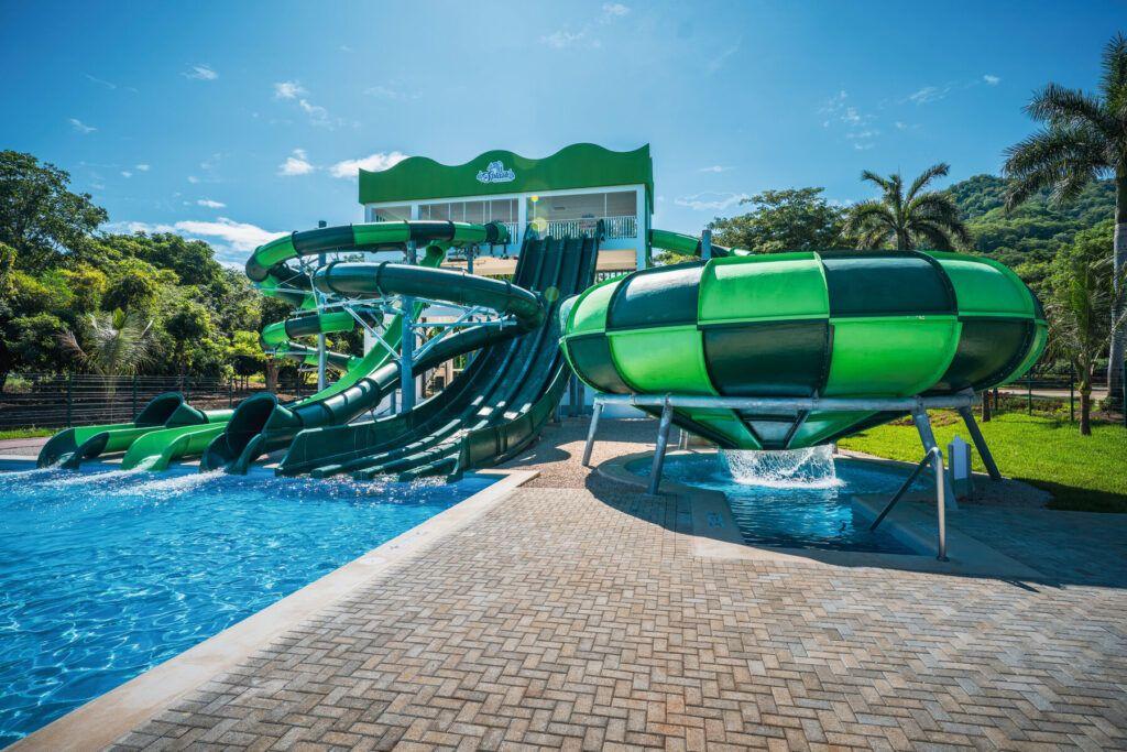 Riu Palace Costa Rica Splash water world
