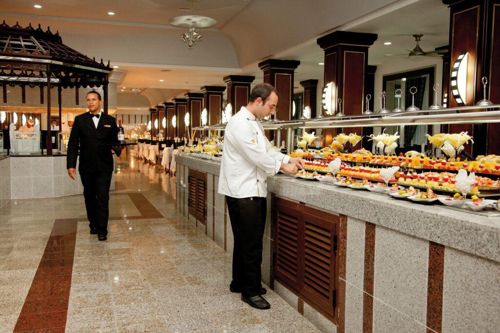 Riu Palace Macao restaurant