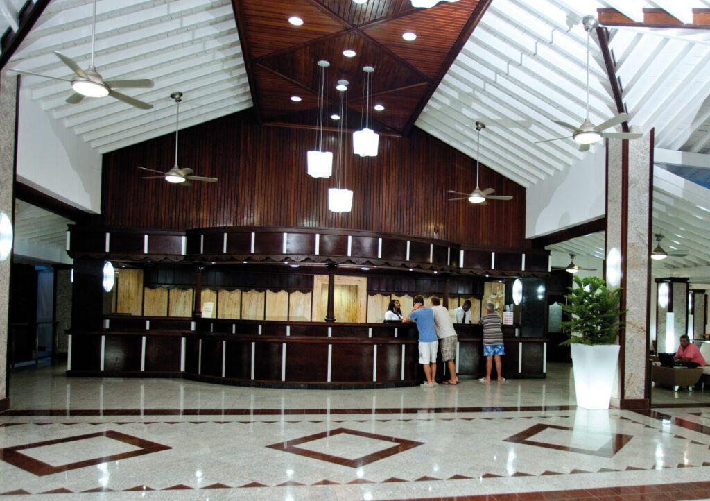 Riu Palace Macao Lobby bar