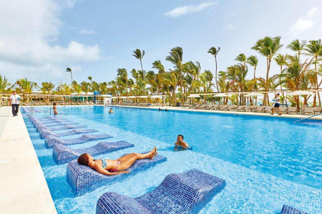Riu Palace Punta Cana Pools