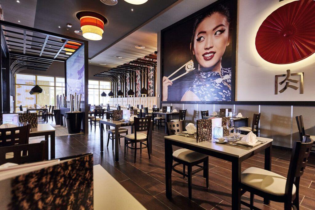 Riu Palace Punta Cana Japanese Restaurant