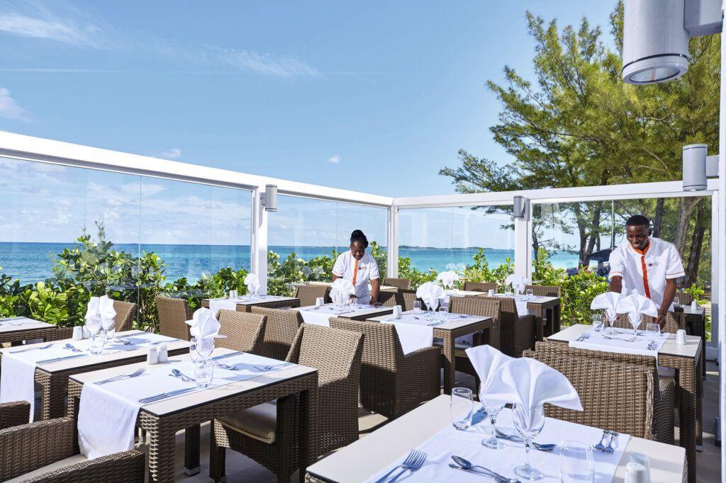 Riu Palace Punta Cana Restaurant