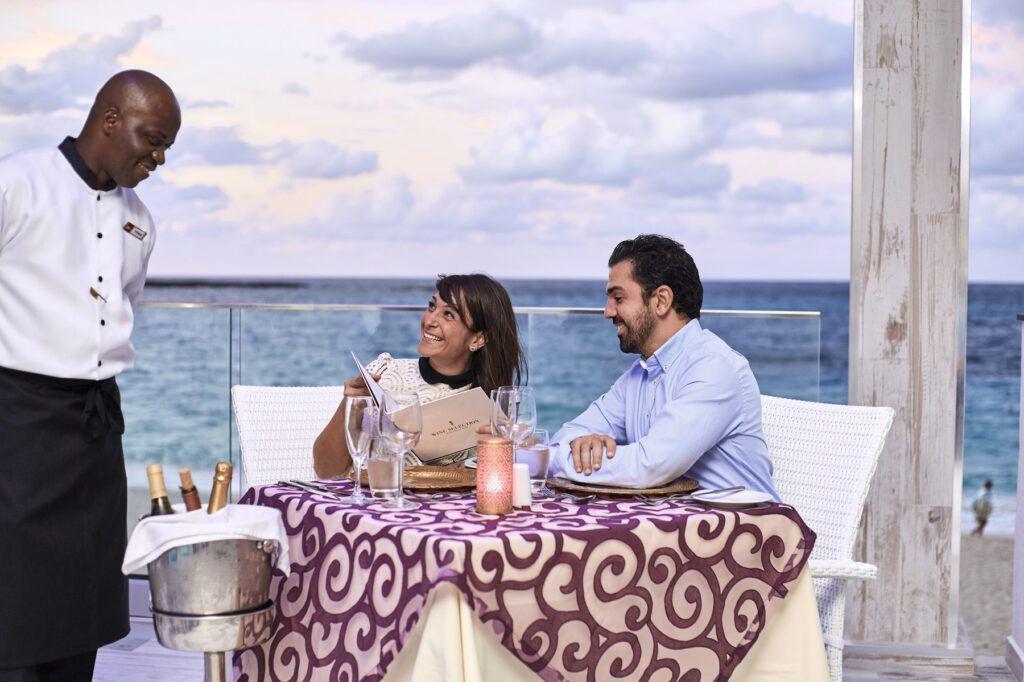 Riu Palace Punta Cana Romantic Dinner