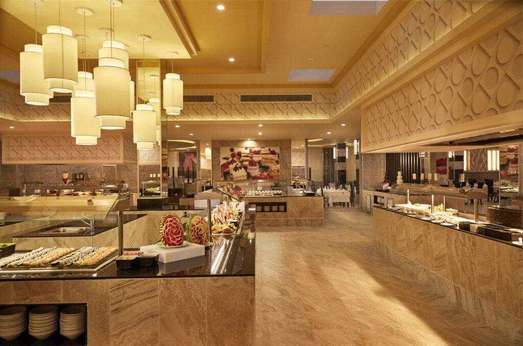 Riu Palace Riveira Maya restaurant