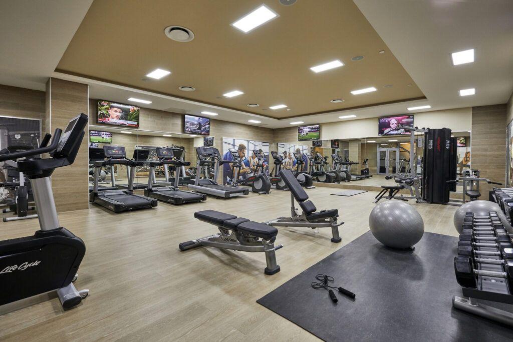 Riu Palace Riveira Maya Gym