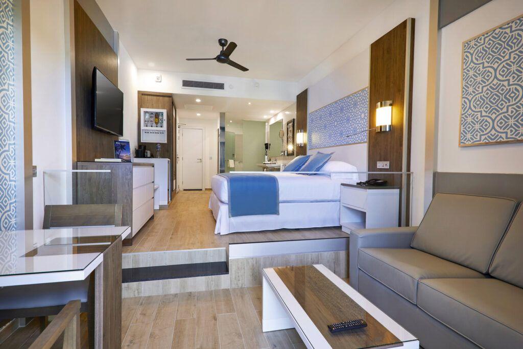 Riu Palace Riveira Maya Junior suite