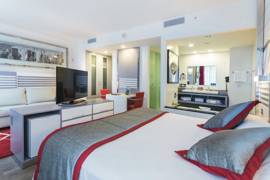 Riu Plaza New York Times Square Junior suite