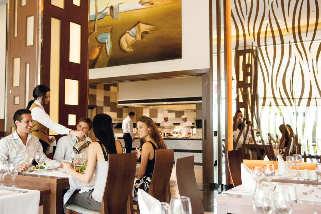 Riu Plaza Panama Restaurant