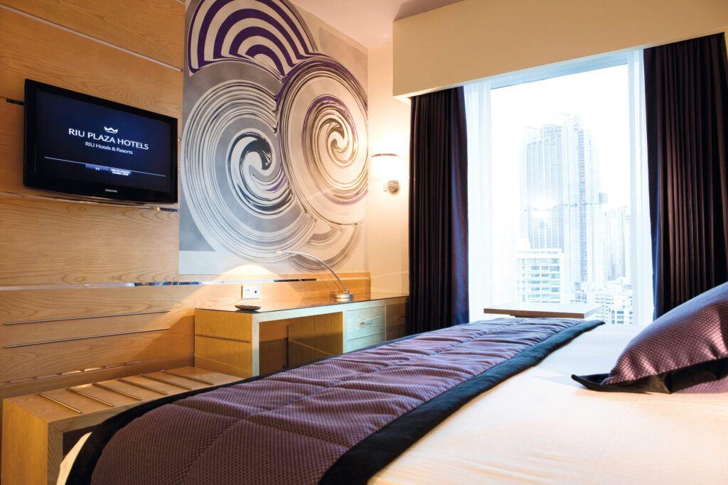 Riu Plaza Panama Senior suite