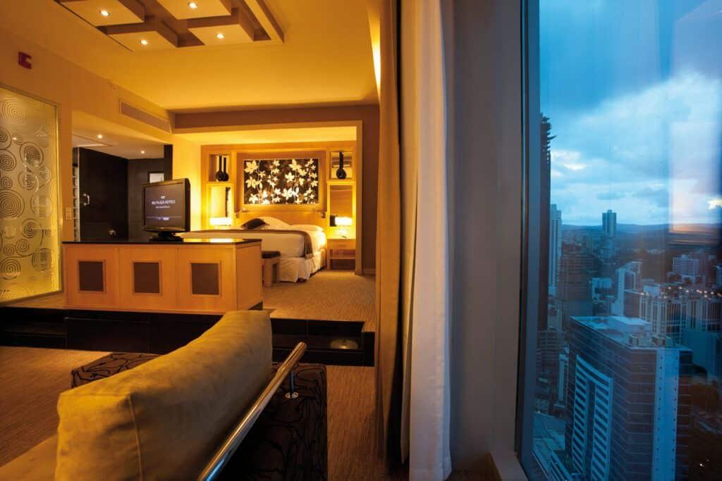 Riu Plaza Panama Penthouse
