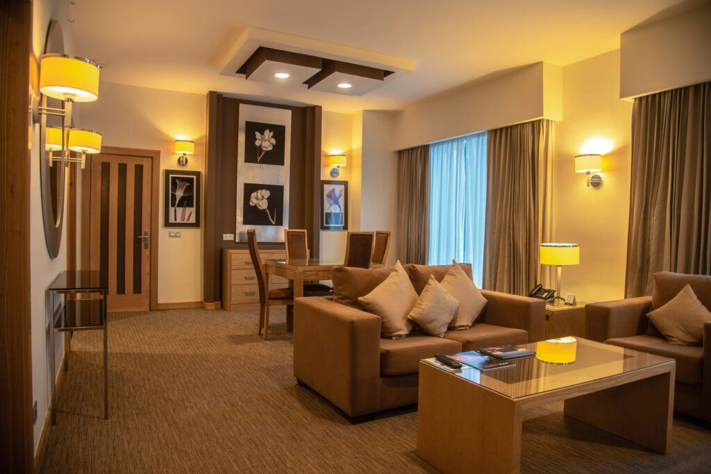 Riu Plaza Panama Presidential suite